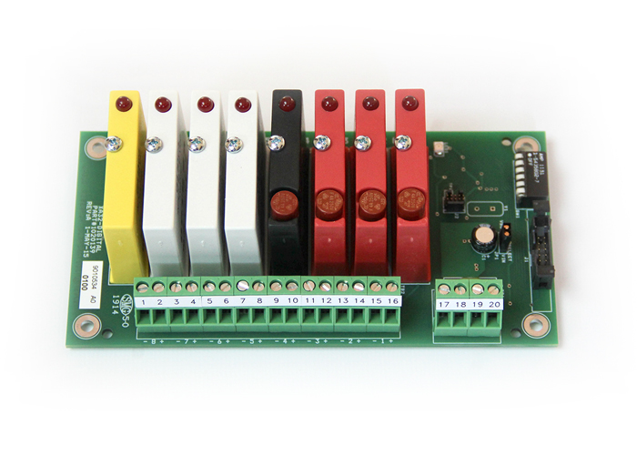 E Series Opto Card